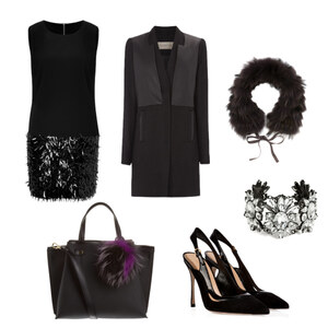 Outfit New Years Eve OOTD von BB Foxy