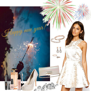 Outfit New years eve von Natalie