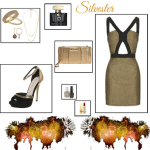 Outfit Silvester can come von Natalie