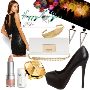 Outfit Happy New Year !!! von Jeanine