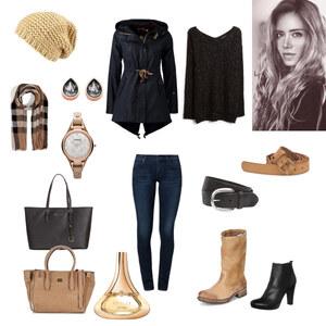 Outfit Ein Tag wie jeder  von selinavolk