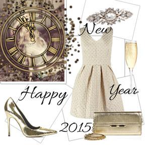 Outfit Happy New Year von eine_hexe