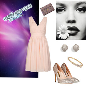 Outfit Happy New Year von Charlotte Loos