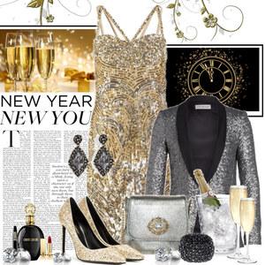 Outfit Happy new year 2015 von Justine