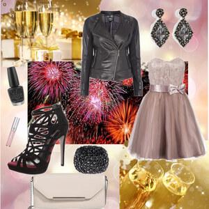 Outfit HAPPY NEW YEAR von Len4ik08