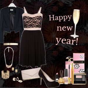 Outfit happy new year von Natalie