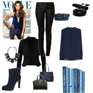 Outfit Blue von selinavolk