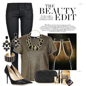 Outfit Glitter Edit! von Justine