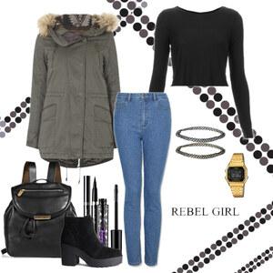 Outfit Grunge Style von Natalie