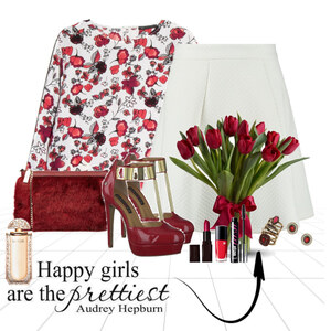 Outfit happy girls von Ania Sz