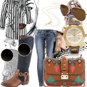 """Outfit """"Gefällt mir""""  von Jeanine"""