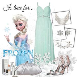 Outfit Frozen von Justine