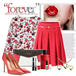Outfit Forever von Justine
