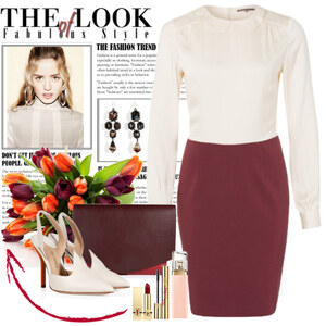 Outfit elegant von Ania Sz