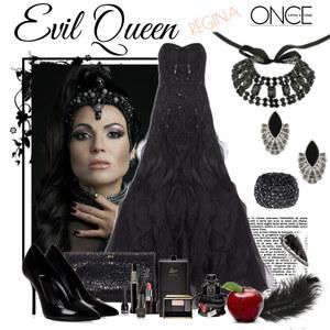 Outfit Evil Queen von Justine