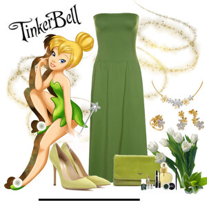 Outfit TinkerBell Outfit von Justine