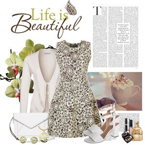 Outfit Life is Beautiful von Justine