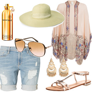 Outfit Strandgang von FashionEule