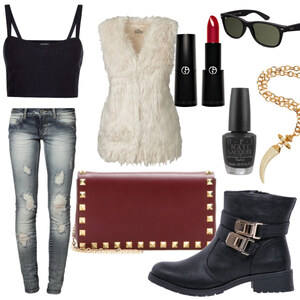 Outfit Bad girl  von Jeanine