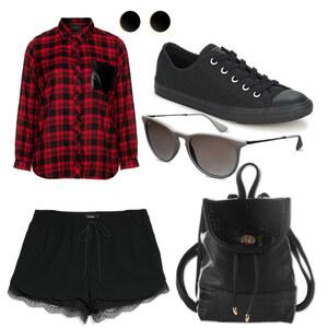 Outfit black von mariam-abu-daher
