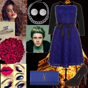 Outfit engaged with niall von Lisa Bunzel