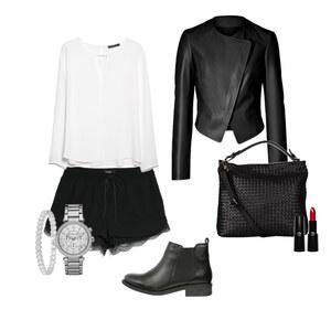 Outfit Streetstyl von Liv