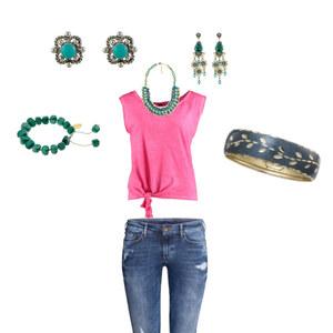 Outfit Pink dream von juliaweyerts