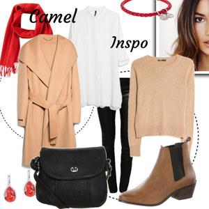Outfit Camel Inspo von Elisa
