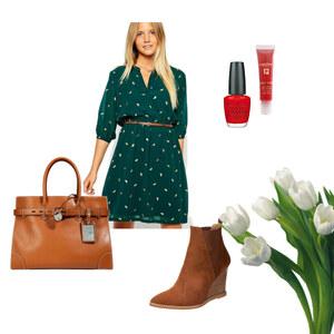 Outfit Frühlingsgefühle von Eleen