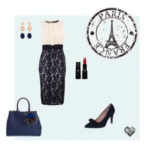Outfit Paris von Eleen