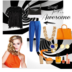 Outfit Be Awesome! von cansu-z
