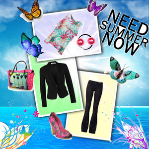 Outfit Business SUMMER von Kir