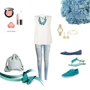 Outfit Seaside von Eleen