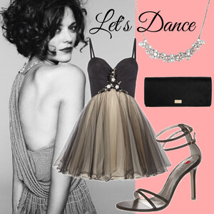Outfit Let's Dance von Elisa