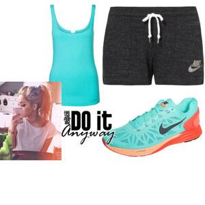 Outfit Sport von Frabau2509