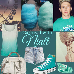 Outfit Carnival with niall von Lisa Bunzel