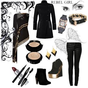 Outfit Black Women von Nicolle Grosch