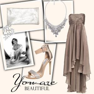 Outfit Pure Beauty von domodi