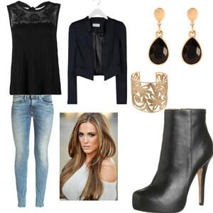 Outfit Date Night von Frabau2509
