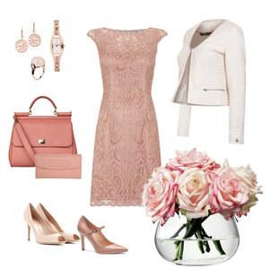 Outfit Rosa von Eleen