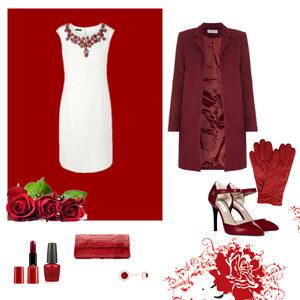 Outfit Red von Eleen