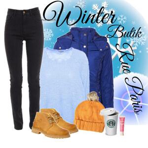 Outfit winter butik von Ania Sz