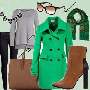 Outfit Mild Winter Look von Elisa
