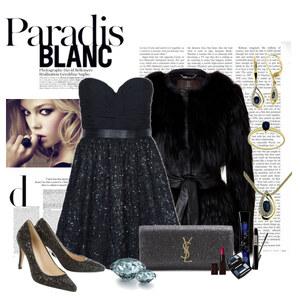 Outfit Paradis Blanc von Justine