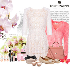 Outfit romantic von Ania Sz