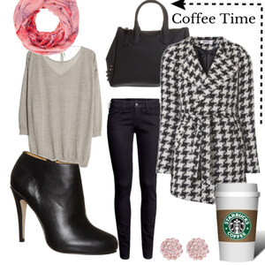 Outfit Coffee Time von Elisa