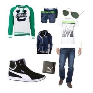 Outfit Pánský outfit von