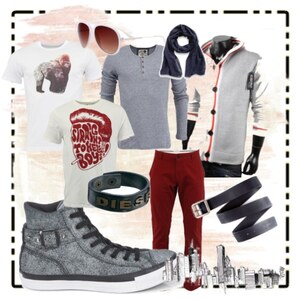 Outfit City guy von