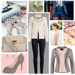 Outfit Buisness von Claudia Giese