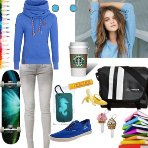Outfit Back to school von Claudia Giese